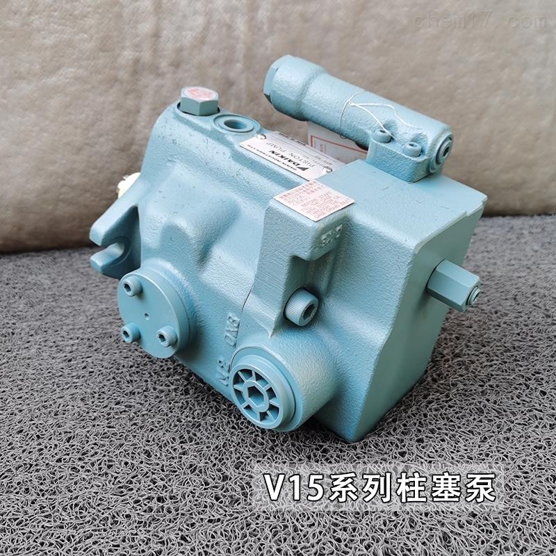 注塑机使用DAIKIN大金柱塞泵V38A3L-95
