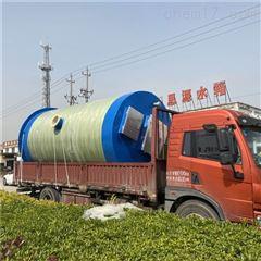 全地埋式一体化预制泵站筒体选用特点
