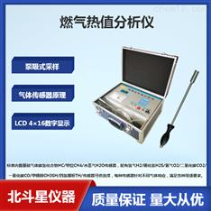 北斗星仪器便携式煤气液化气热值分析仪