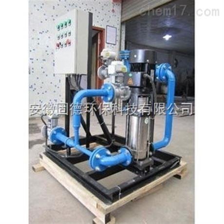 浙江固德牌冷凝器胶球清洗装置生产厂家