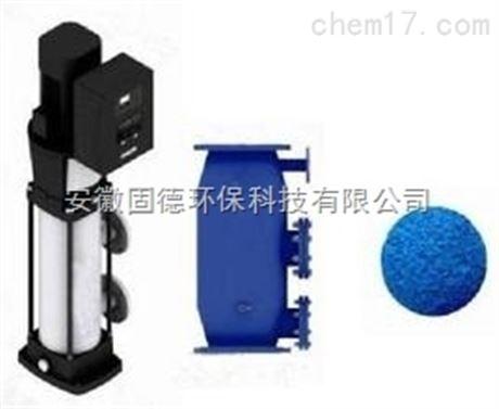 搜冷凝器胶球式自动清洗装置