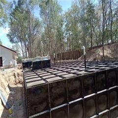 南宁抗浮式地埋一体化消防泵站 相关说明
