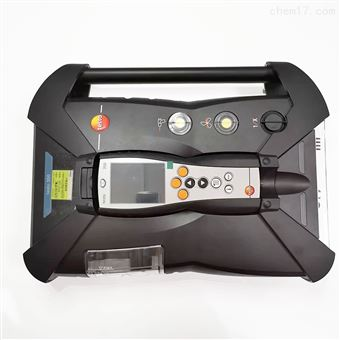 德图 testo 350烟气分析仪