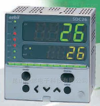 日本山武C26TC0UA1200M017控制器