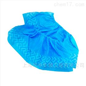 加厚印花款一次性鞋套(实验室试剂耗材)