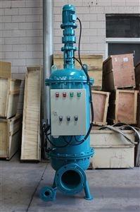 林州刷式自清洗过滤器厂家原理