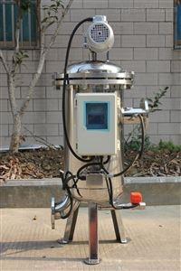 宝鸡刷式自清洗过滤器厂家原理