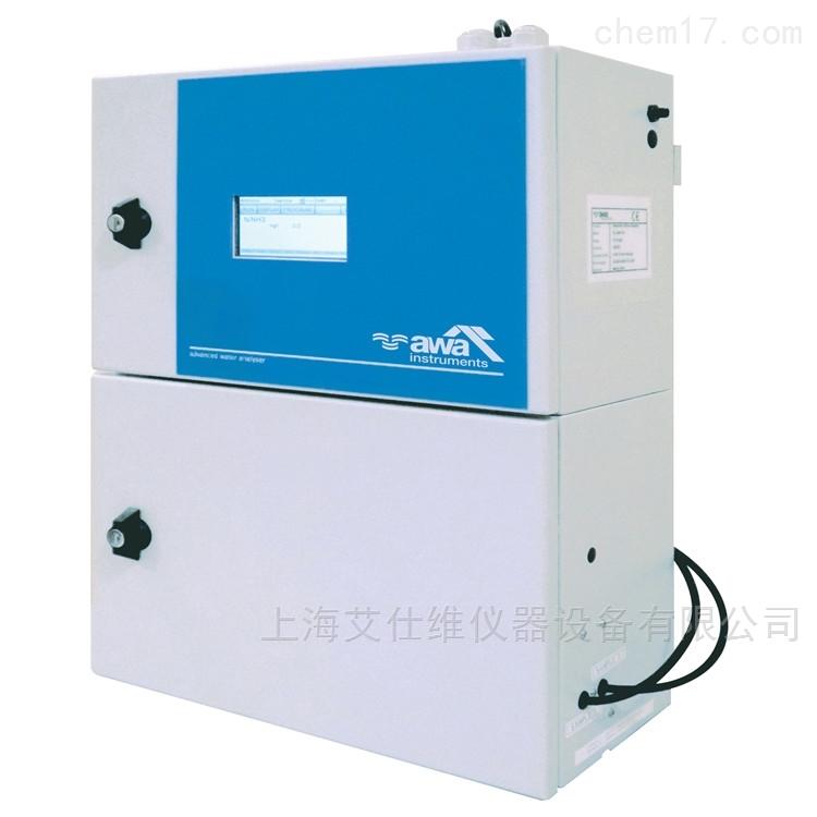 国标水杨酸法氨氮在线分析仪