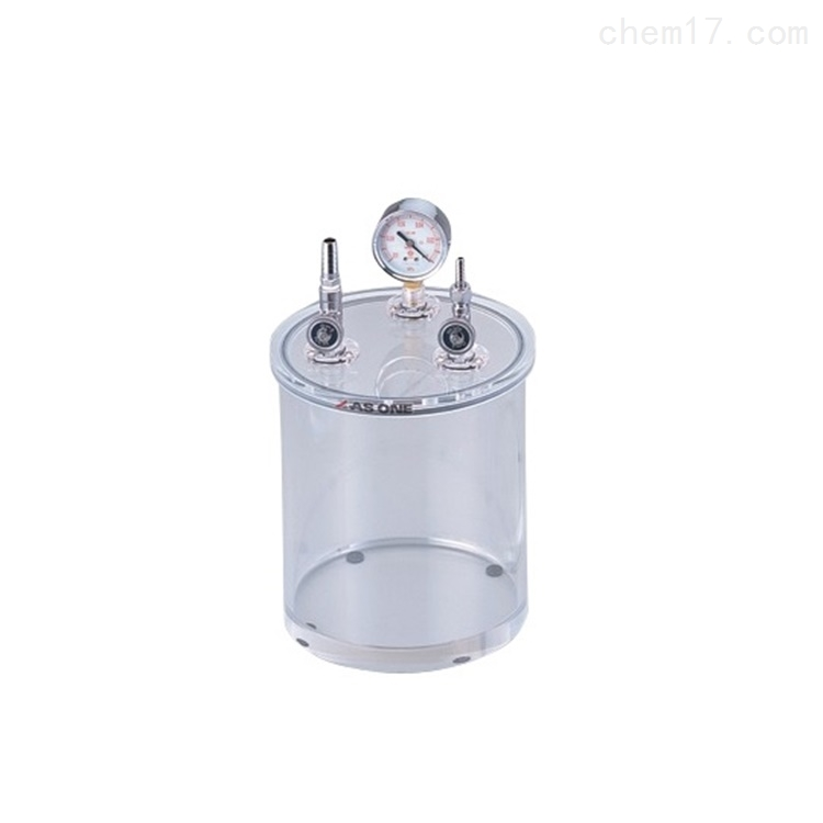 日本ASONE小型真空容器