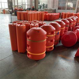 FT600*1000塑料容器浮筒是水上拦污用的