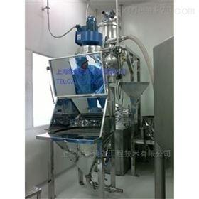 振动筛分卸料站用途