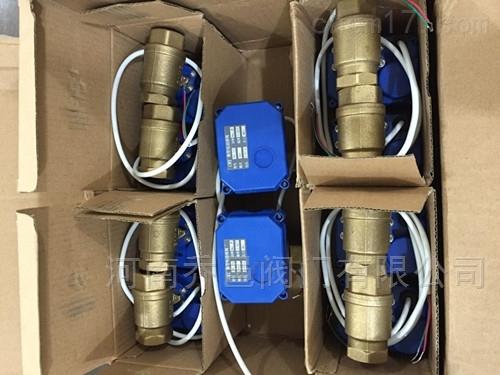 CWX-15Q微型电动阀