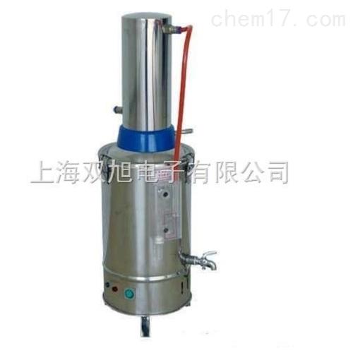 YNZD-Z10自动断水型不锈钢电热蒸馏水器
