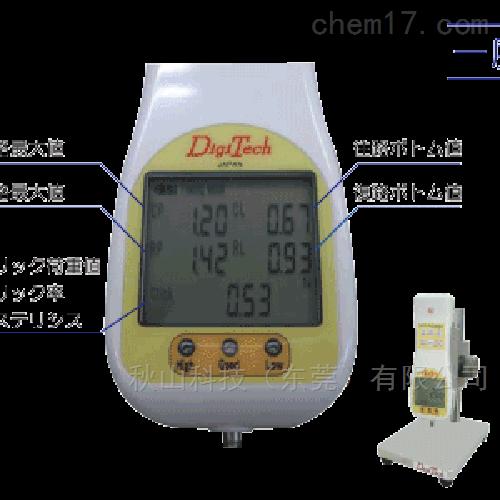 日本dt digitech手动载荷测力计DTF-1/DTF-2