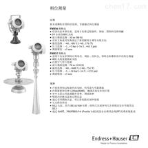 E+H雷达液位计E+H 50P1H-EC1A1A10AAAA