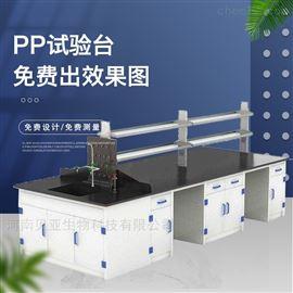PP实验台实验室常规操作台
