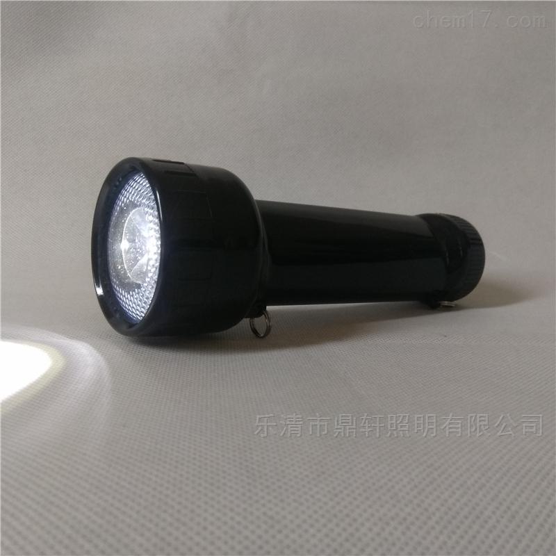 固态高能强光电筒3W/3.7V油田手持照明