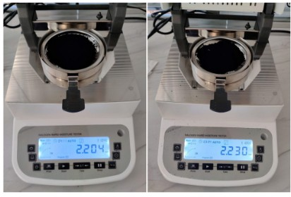 炭黑检测—BOS-190A卤素快速水分测定仪