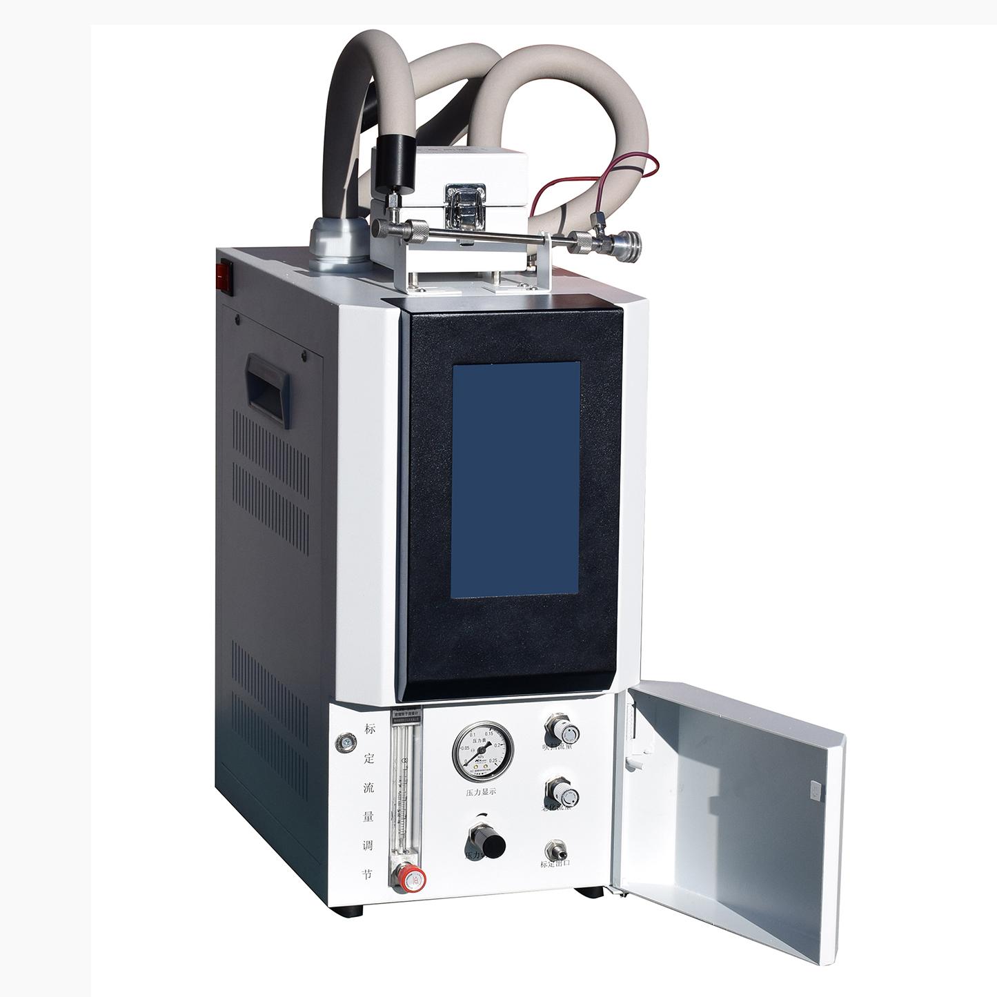 室内空气中总挥发性有机化合物(TVOC)的测定