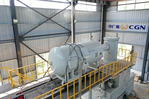 """醫療廢水處理新""""神器""""!中國首臺電子束輻照處理醫療廢水示范裝置正式投入使用"""