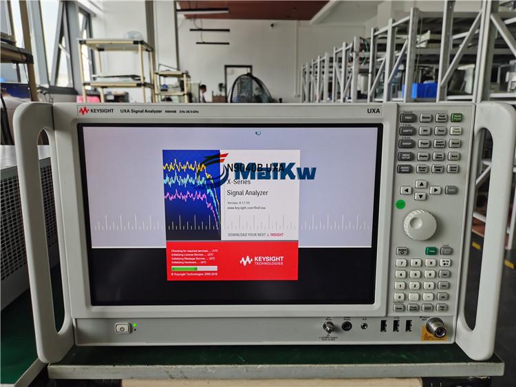 信号分析仪N9040B维修案例LO Unlocked