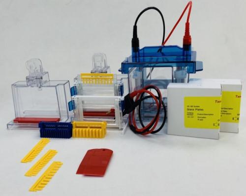 蓝色卫士  安全的核酸电泳配套解决方案