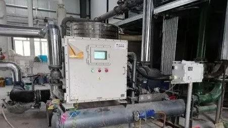工业冷冻机组安装前应注意的2个方面