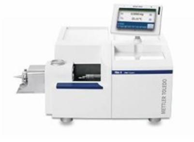 热重分析仪关于失增重的常用特征点分析