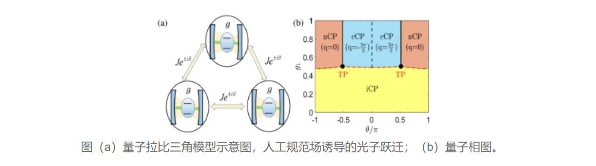 重庆大学物理学院   光与原子强耦合系统的新奇量子相研究登PRL