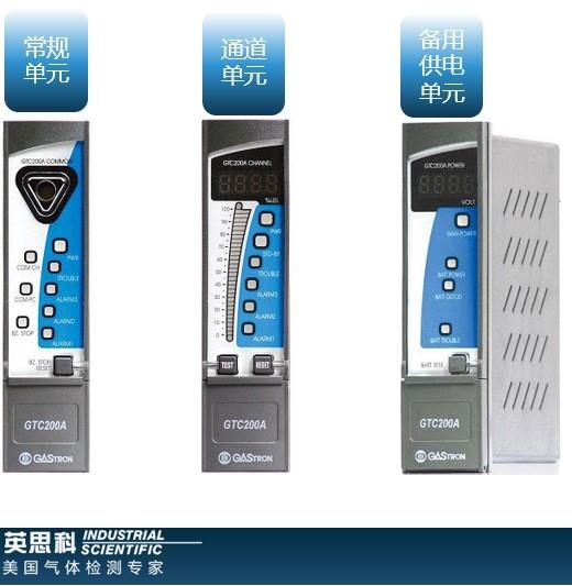 多通道气体检测控制器