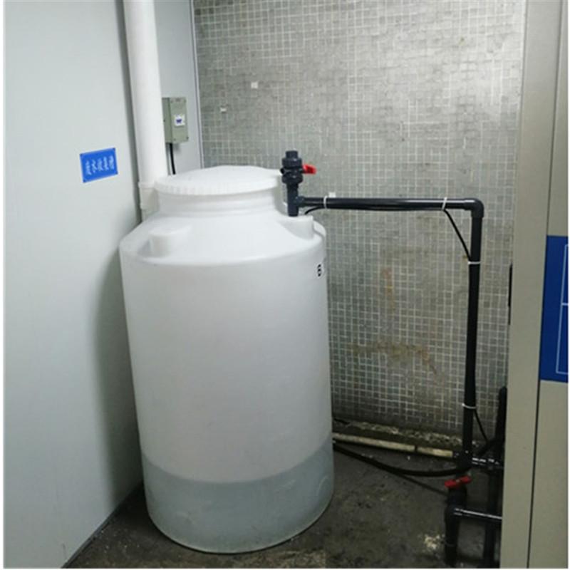 实验室废水处理设备安装现场图