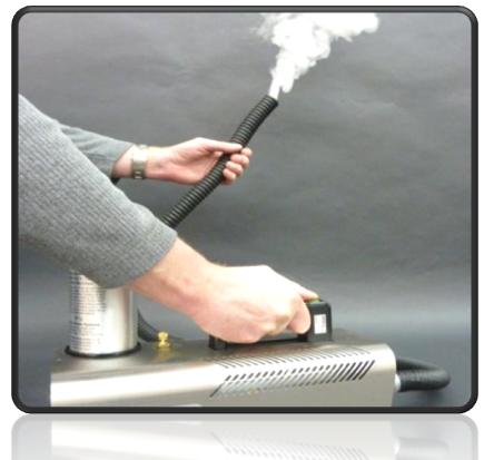 烟雾流向检测