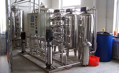 不锈钢纯净水设备