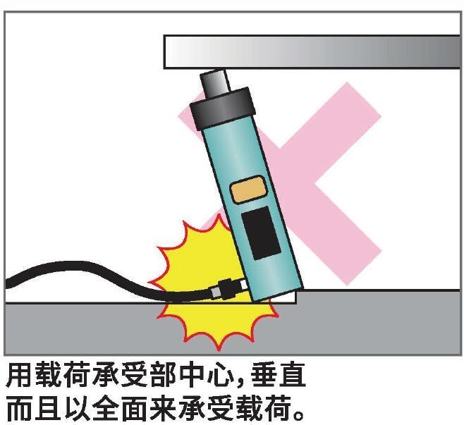 液压千斤顶设置时的注意事项