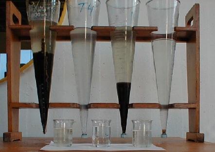 稀释倍数法检测水质色度