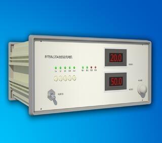 AGV智能充電系統