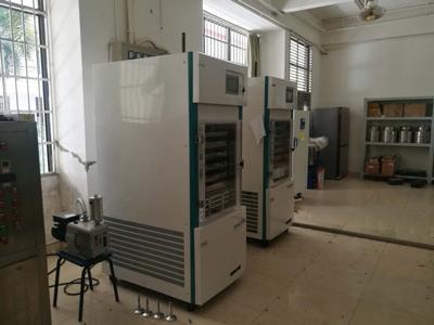 海南热带海洋学院采购博医康Pilot7-12M冻干机 来源:www.boyikang.com
