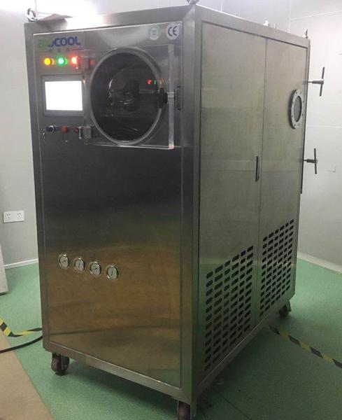美联泰科生物采购博医康Pilot10-15T冻干机 来源:www.boyikang.com