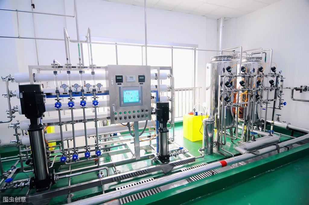 中小型反滲透淨水設備