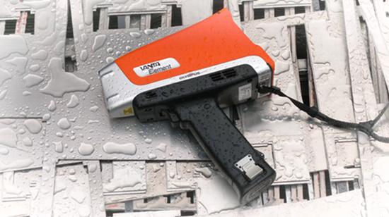 奥林巴斯手持ROHS光谱仪守卫厨具安全