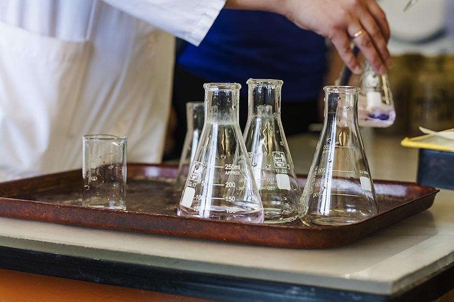 检测水中的硝酸盐