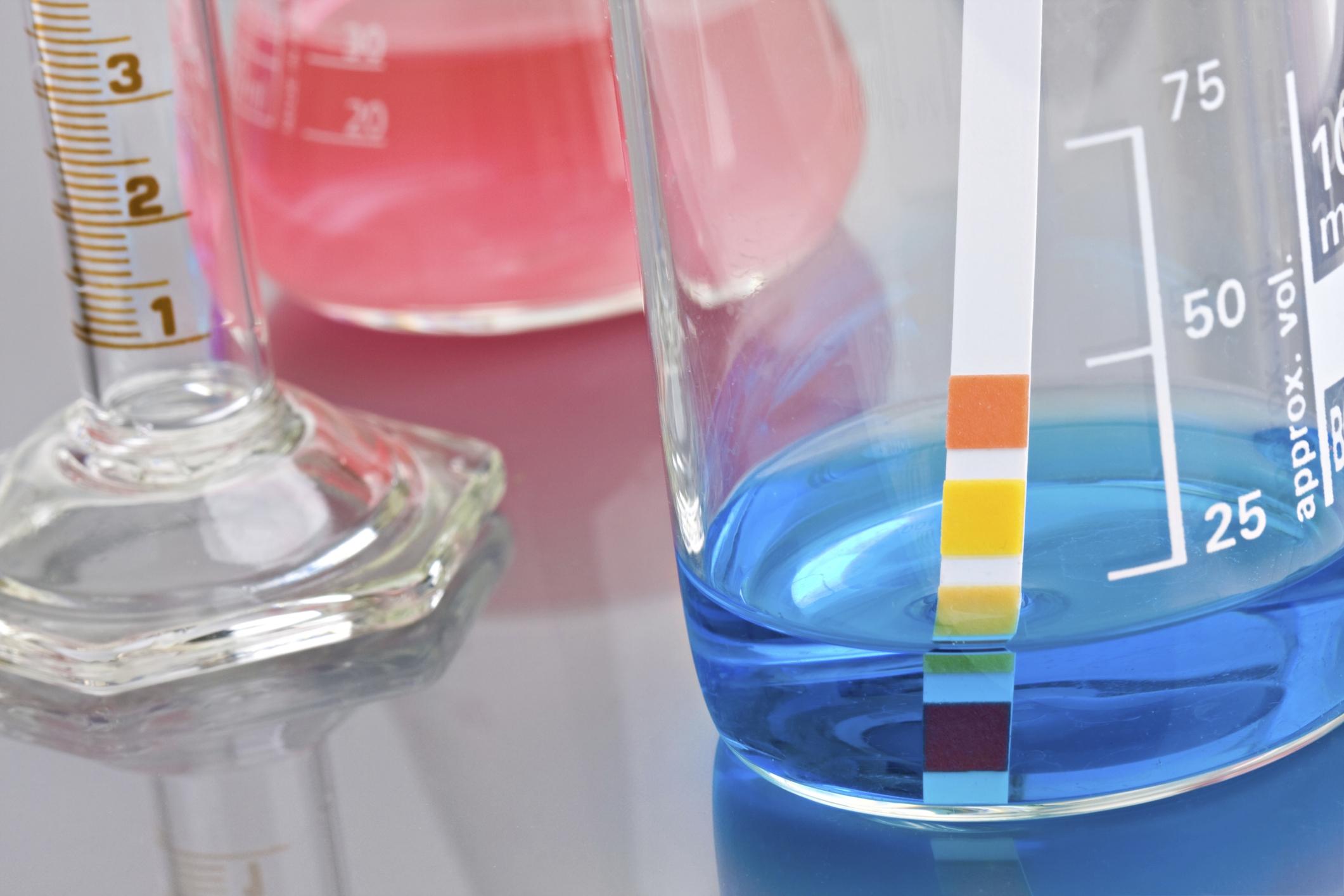 检测水质碱度