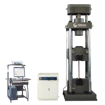 微机控制电液伺服钢绞线拉伸试验机