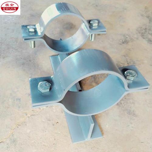 生产厂家常年加工 橡塑 保冷管托 抱箍 管卡