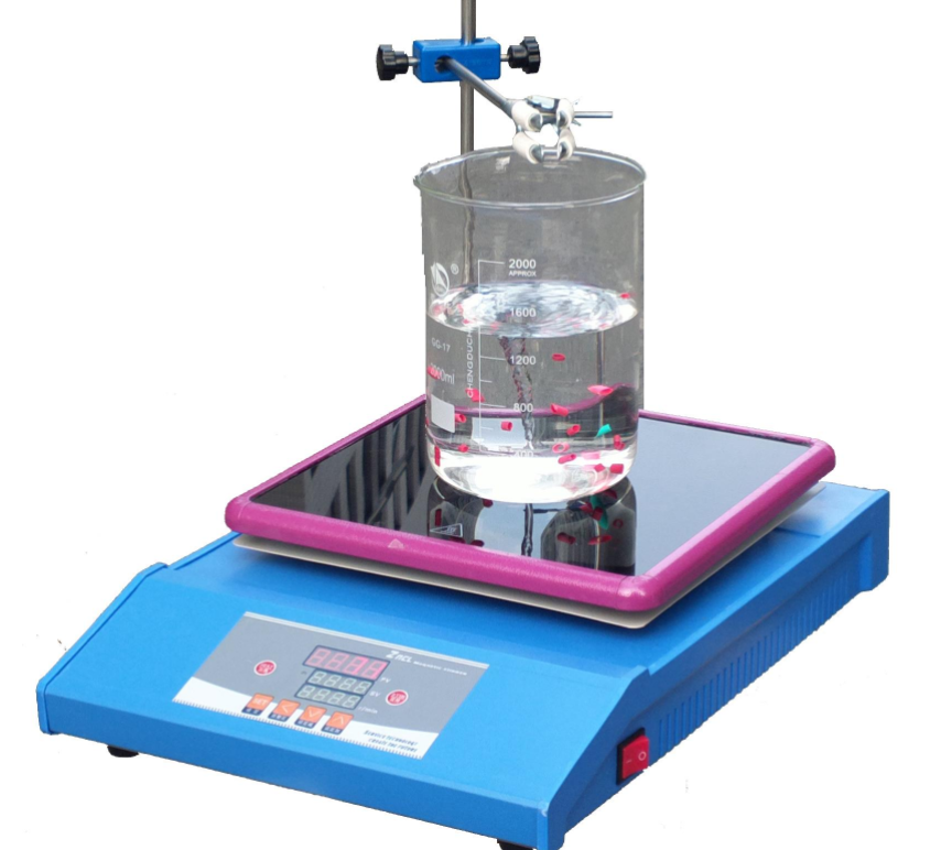 ZNCL-BS数显磁力搅拌器