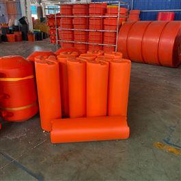 FT300*1000水上拦污阻污挡渣塑料浮筒