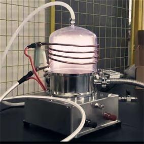 实验室非标搭建钨丝 钨舟热源加热腔体